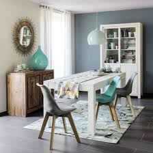 meuble femina salon chaise scandinave bleue salons dining room design and room