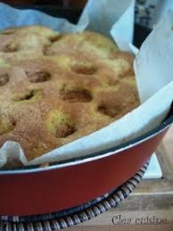 cuisiner les mirabelles gâteau aux mirabelles clea cuisine