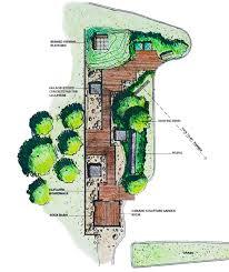 camano sculpture garden site plan designs northwest architects