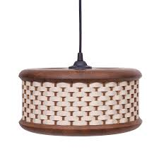 rattan weave pendant lamp large by obe u0026 co design