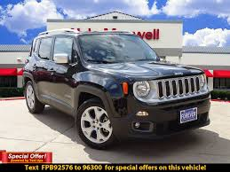 2015 chrysler jeep certified pre owned 2015 jeep renegade limited sport utility in