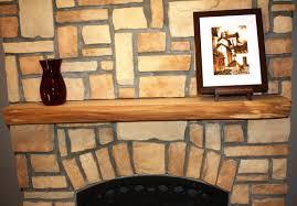 kettle moraine fireplace mantel natural shelf u0026 reviews wayfair