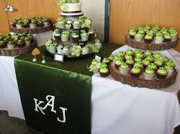 rustic brown green white cupcakes round wedding cakes photos
