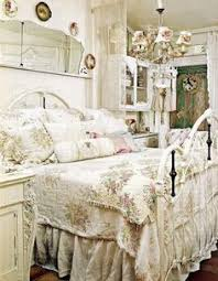 Shabby Chic Decor Bedroom by 1661 Best Bedrooms For Romantic Cottage Decor Images On Pinterest
