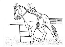 race horse coloring pages race horse coloring pages to print