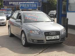 used audi a4 se 2007 cars for sale motors co uk