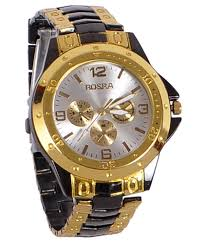 watches for men relish analog round casual wear watches for men dial color
