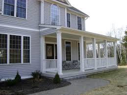 decor front porch design plans modern exterior with images about