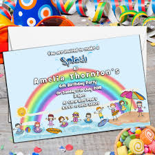 how to make pool party invitations 10 personalised swimming pool party invitations n66