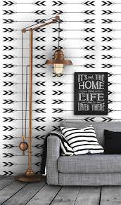 wohnraum wandgestaltung aufklebetapete interior design wohnraum
