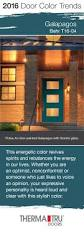 Best Front Door Colors 35 Best 2016 Front Door Color Trends Images On Pinterest Front