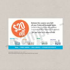 Minimum Font Size For Business Card 20 Off Card Rodanfields Inspired Digital File