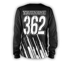customized motocross jerseys custom mx jersey printing