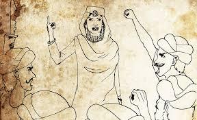 begum hazrat mahal india u0027s first female freedom fighters zubaan