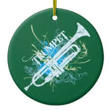 trumpet player gifts on zazzle