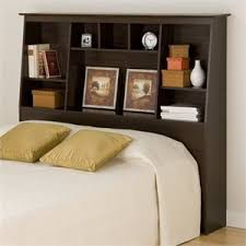 bookcase headboards and storage head board on sale cymax com