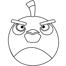 bombing angry bird colouring happy colouring
