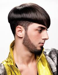 best haircut for a long neck men s haircut with a smooth top buzz cut nape and stubbly sides