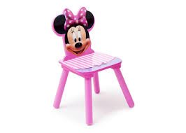 minnie mouse table set chair disney minnie mouse first fashionista kids activity table