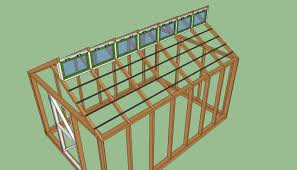 greenhouse greenhouse plans free garden projects