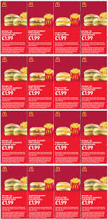 printable vouchers uk mcdonald s vouchers printable see 1st post hotukdeals