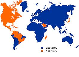 electricity around the world harmony health dynamics