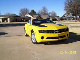 5th camaro for sale 5th yellow 2012 chevrolet camaro 2ls v6 323 hp for sale