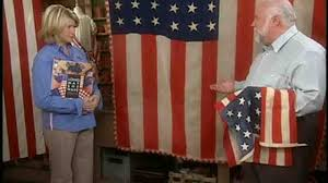 Flag Folding Meaning Video How To Fold An American Flag Martha Stewart