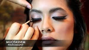makeup artist in make up artist dubai moutassem photography