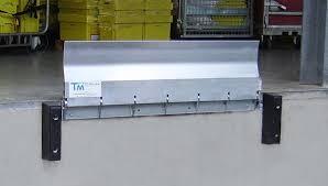 pedana di carico ra fissa o mobile di carico scarico per container tm pedane