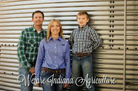 indiana driving manual family of farmers we are indiana agriculture the gillis family