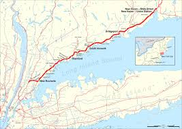 Amtrak Map Schedule by New Haven Line Wikipedia