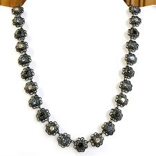 vintage necklace design images 1928 jewelry company rosette necklace necklace antique copper jpg