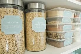 what to put in kitchen canisters pantry pretty dollar store pantry makeover