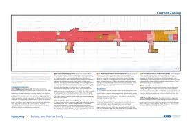 Chicago Zoning Map by Houseal Lavigne Associates Chicago Broadway Avenue Zoning