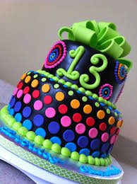 image result for cakes for girls 13th birthday cakes pinterest