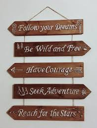 themed sayings wall arts wooden inspirational wall inspirational wood wall