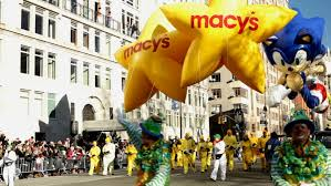 1930s macy s thanksgiving day parade in new york 1930s stock