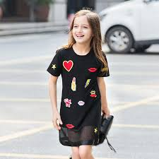 makeup clothes for teen girls baby child cotton frock designs