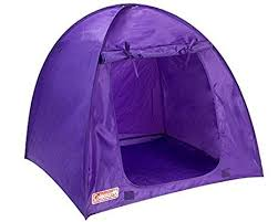 18 inch l shade amazon com purple coleman doll tent perfect for the 18 inch