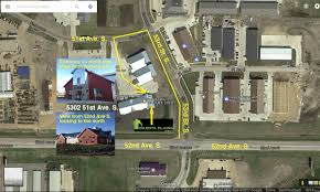 Map Of Fargo Map And Directions To Dakota Plains Realty Office Locatehome Com