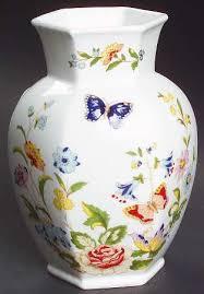 Aynsley China Cottage Garden Vase 117 Best China Vases Baskets Flowers U0026 Pots Images On Pinterest