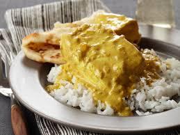 curries home decor creamy indian spiced halibut curry recipe vikram sunderam food