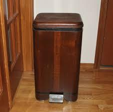 Kitchen Cabinet Trash Bin by Kitchen Cart With Trash Bin Kenangorgun Com
