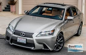 2015 lexus lineup review the edgy lexus gs 350 f sport bestride