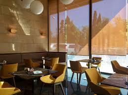 n j v athens plaza hotel welcomes guests to refurbished café gtp
