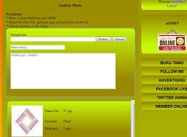 cara membuat form upload file dengan php php membuat form uploader foto info knowledge