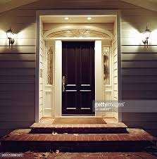 house front door front door stock photos and pictures getty images