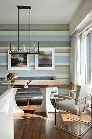 frank roop frank roop modern dining room gray blue silk striped