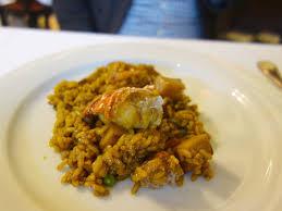 porte 駱onge cuisine 意思異思 巴塞隆納餐廳推薦 7 portes西班牙海鮮飯 舊港的風華